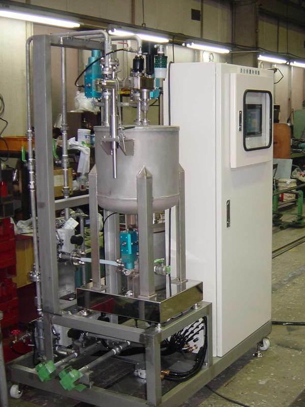 液体配合装置